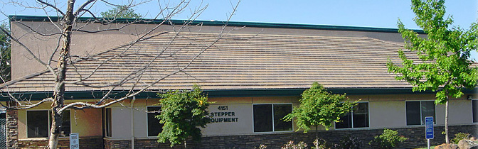 Stepper Equipment Facility